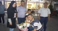 Müdür Kızılkaya Şehit Ailesiyle İftar Yemeğinde Buluştu