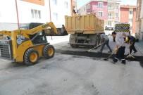 BÜYÜKDERE - Odunpazarı Belediyesi Kışın Yıpranan Asfaltları Onarıyor