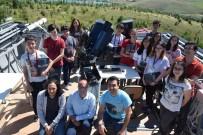 ANADOLU ÜNIVERSITESI - Öğrencilere Gezegen Araştırması Eğitimi Verildi