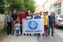TÜRK EĞITIM SEN - Okul Müdürü Öğretmeni Darp Etti İddiası
