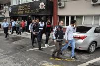 HIRSIZLIK BÜRO AMİRLİĞİ - Oto Hırsızlığı Yaptığı İddia Edilen 9 Kişilik Çete Operasyonla Yakalandı