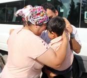 KURUKÖPRÜ - Kaybolan Çocuk Önce Ağladı, Sonra Ağlattı