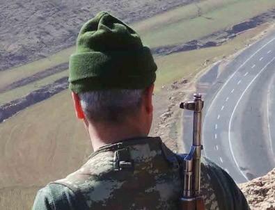 PKK kaçırdığı korucuyu şehit etti