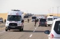 GÜVENLİK GÖREVLİSİ - Polis Midibüsü İle Minibüs Çarpıştı Açıklaması 2 Ölü, 4'Ü Polis 18 Yaralı