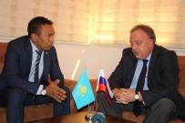 BAĞıMSıZ DEVLETLER TOPLULUĞU - Rusya'nın Antalya Başkonsolosu Oleg Rogoza Açıklaması