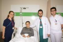 PANKREAS - Safra Kesesindeki Taş 15 Dakikada Çıkarıldı