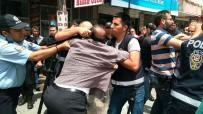 ÇAY OCAĞI - Samsun'da Olaylı Yıkım Açıklaması 3 Gözaltı