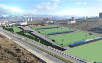 FUTBOL SAHASI - Spor Kompleksi İnşaatı Başladı
