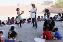 AHMET ÇALıK - Sporcular Ve Sanatçılar Minik Mültecikler İçin El Ele Verdi