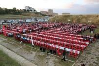 İSMAİL KAŞDEMİR - Tarihi Namazgah Tabyaları'nda İftar Açtılar