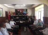 MEHMET CAN - TBMM Başkanvekili Aydın'dan 'Hayırlı Osun' Ziyaretleri