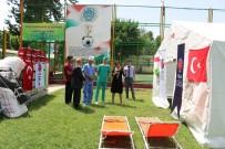 TACIKISTAN - TİKA'dan Tacikistan'a Sağlık Ekipmanı Desteği