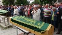 EDIRNESPOR - Torun Cinayetine Kurban Giden Çift Toprağa Verildi