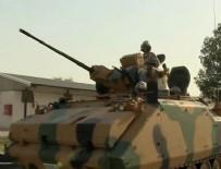 Türk birlikler Katar'da