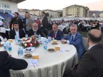 ÜMRANİYE BELEDİYESİ - Ümraniye Belediyesi Tunceli'de Gönül Sofraları Kurdu