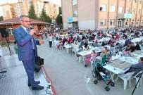 PATLAMIŞ MISIR - Yenikent İftarı Birlikte Açtı