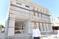 İSMAİL HAKKI - Yıldırım Belediyesi Mahalle Konaklarının Sayısını Arttırıyor