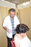 BAŞ AĞRISI - Yurtdışında Çare Bulamadığı Ağrılarından Türkiye'de Kurtuldu
