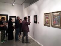 SARAYBOSNA - 18 Ülkeden Sanatçının Eserleri 8'İnci Meşk Sergisi'nde Buluştu