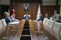 MEHMET ÇIÇEK - Acıgöl Organize Sanayii Yönetim Kurulu Ytoplantısı Yapıldı