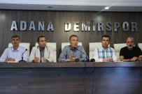 AYTAÇ DURAK - Adana Demirspor'da Rota Hasan Şaş