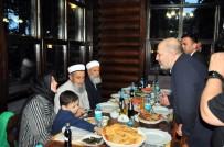AKŞEHİR BELEDİYESİ - Akşehir'de Şehit Ve Gazi Ailelerine İftar Yemeği