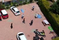 MAHALLE KAVGASI - Antalya'da silahlı kavga: 2 ölü, 2 yaralı