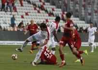 SERKAN GENÇERLER - Antalyaspor, Sahasında Gaziantespor'u Yendi