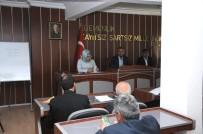YıLMAZ ZENGIN - Atatürk Heykeli Encümen Kararı İle Cacabey Meydanına Taşınacak