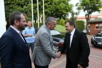 FEVZI KıLıÇ - Bakan Eroğlu Büyükşehir Belediyesini Ziyaret Etti