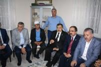 AYHAN SEFER ÜSTÜN - Bakan Eroğlu, Şehit Aydoğan Aydın'ın Annesini Ziyaret Etti