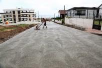 YENIKÖY - Başikele'de 3 Sokak Betonla Kaplandı