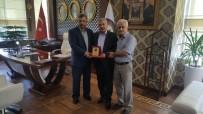 ARTVİN ŞAVŞAT - Başkan Baran, Hemşehrilerini Ağırladı