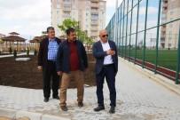 PİRİ REİS - Başkan Çalışkan Açıklaması 'Şehrin Her Köşesine Hizmet Götüreceğiz'