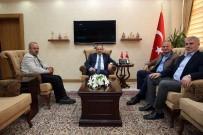 Başkan Mehmet Keleş, Vali İsmail Ustaoğlu'nu Ziyaret Etti