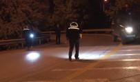 SAKIP SABANCI - Başkent'te Şüpheli Araçtan Ateş Açan Şahıslar, Polisi Alarma Geçirdi