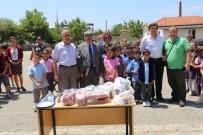 Burhaniye'de Atık Pil Toplayan Öğrenciler Ödüllendirildi