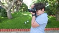 Burhaniye'de Küçük Enes Fotoğraf Sergisi Açtı