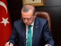 İSTANBUL KÜLTÜR ÜNIVERSITESI - Erdoğan'dan üç üniversiteye rektör ataması