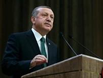 HİLYE-İ ŞERİF - Cumhurbaşkanı Erdoğan Hilye-i Şerif Yarışması Ödül Töreni'ne katıldı