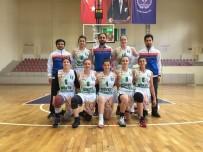 BAHÇEŞEHIR - Düzce Kültür Koleji Basketbolda Finalde