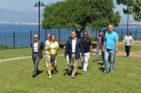 ERDAL İNÖNÜ - Erdal İnönü Kent Parkı Açılış İçin Gün Sayıyor