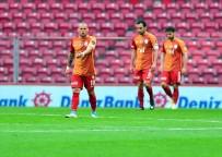 HALIS ÖZKAHYA - Galatasaray'da 3.'Lük Hesapları