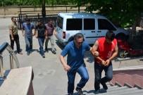 ELEKTRİK KABLOSU - Kablo Çalan Kardeşler Tutuklandı