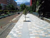 YAYALAŞTIRMA - Kahramanmaraş Büyükşehir Belediyesi Prestij Projelerini Hayata Geçiriyor