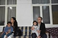 DENIZ PIŞKIN - Kaymakam Suriyeli Ailenin İftar Sofrasına Misafir Oldu