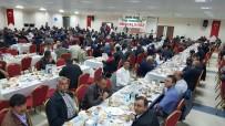 KAYSERİ ŞEKER FABRİKASI - Kayseri Şeker İftar Sofrası Develi'de Kuruldu