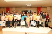 RESİM YARIŞMASI - 'Kent Kültürü' Resim Yarışmasında Dereceye Girenler Ödüllendirildi