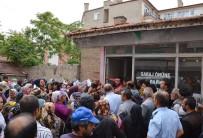 İNŞAAT FİRMASI - Kırıkkale'de Yardım İzdihamı