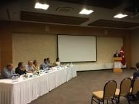 AYDIN VALİSİ - Kuşadası Efes Kongre Merkezi Olağan Genel Kurulu Yapıldı